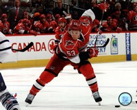 Jeff Skinner 2011-12 Action Fine Art Print