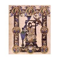 Undertow. Gospel of Grimbald scene: St. John Fine Art Print