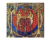 Adam und Eve Fine Art Print