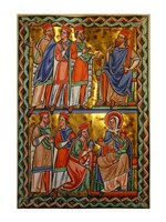 The Magi before Herod Fine Art Print