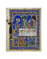 Banquet of Simon Fine Art Print