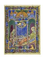 Birth of Christ Fine Art Print