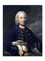 Portrait of Coenraad Van Heemskerck Fine Art Print