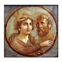 Heracles and Omphale - various sizes - $22.49