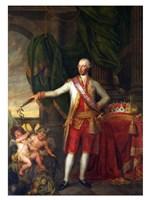 Portrait of the Emperor Joseph II - various sizes
