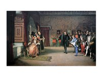 Presentation by Don John of Austria to Charles V - various sizes - $24.49