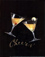 Cheers I - Special Framed Print