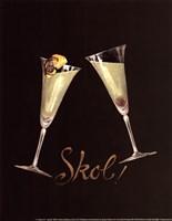Cheers III - Special Fine Art Print