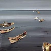 Open Sea Fine Art Print