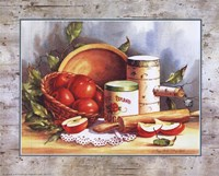 Apple Pie Recipe Fine Art Print