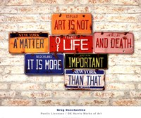 Life & Death Fine Art Print