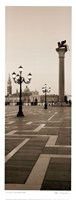 "Piazza San Marco No. 2 by Alan Blaustein - 10"" x 24"""