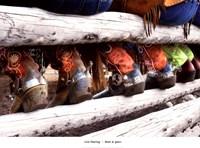 Boots & Spurs Fine Art Print