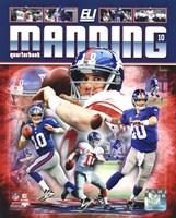 Eli Manning 2012 Portrait Plus Fine Art Print