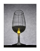 "11"" x 14"" Wine Glasses"