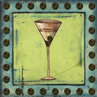 Olive Coctelito Fine Art Print
