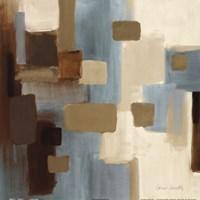 "Patches I by Lanie Loreth - 12"" x 12"""