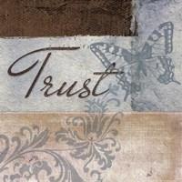 """Trust by Elizabeth Medley - 12"""" x 12"""""""
