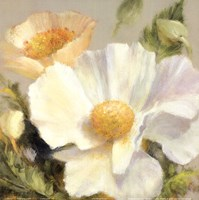 "Sunbeam Flowers II by Lanie Loreth - 12"" x 12"" - $9.99"