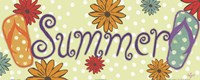 """20"""" x 8"""" Summer Pictures"""
