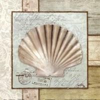 """Traveling By Sea I by Elizabeth Medley - 12"""" x 12"""""""