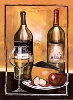 "Wine Notes I by Jennifer Garant - 12"" x 16"""