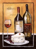 Wine Notes II Fine Art Print