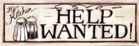 Help Wanted - mini Fine Art Print
