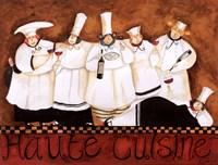 Haute Cuisine Fine Art Print