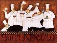 Buon Appetito Framed Print
