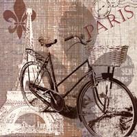 Paris Trip Framed Print