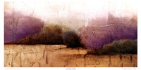 Landscape in Mist Fine Art Print