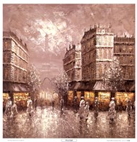 City of Light Fine Art Print