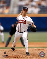 Greg Maddux Action Fine Art Print
