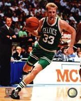 Larry Bird Action Fine Art Print
