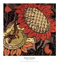 Sunflower Series #37 Fine Art Print