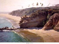Montage Beach Fine Art Print