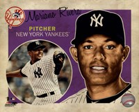 Mariano Rivera 2012 Studio Plus Fine Art Print