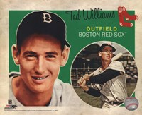 Ted Williams 2012 Studio Plus Fine Art Print