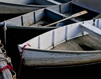 Wooden Rowboats V Fine Art Print