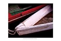 Wooden Rowboats VI Fine Art Print