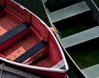 Wooden Rowboats VIII Fine Art Print