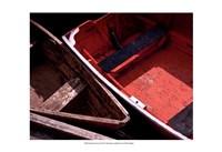 Wooden Rowboats IX Fine Art Print