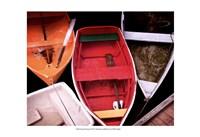 Wooden Rowboats XI Fine Art Print