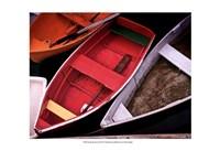 Wooden Rowboats XII Fine Art Print