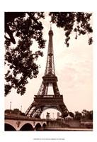 Eiffel Views I Fine Art Print