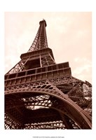 "Eiffel Views II by Rachel Perry - 13"" x 19"", FulcrumGallery.com brand"