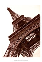"Eiffel Views IV by Rachel Perry - 13"" x 19"", FulcrumGallery.com brand"