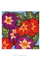 Flower Fiesta II Fine Art Print