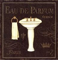 Bain De Luxe III Fine Art Print
